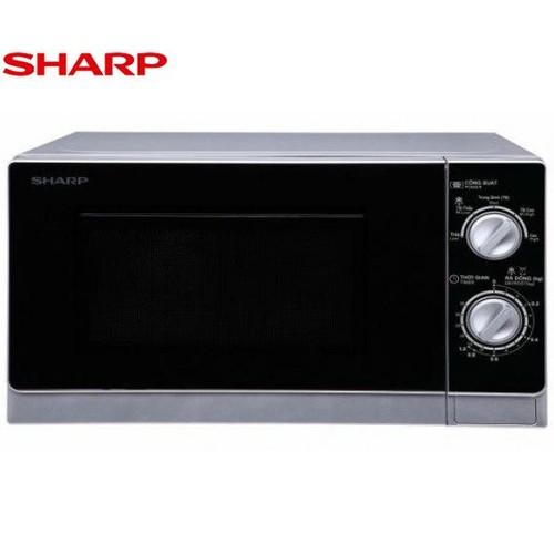 Lò vi sóng cơ Sharp 20 lít R-205VN-S - 11600414 , 20529408 , 15_20529408 , 1289000 , Lo-vi-song-co-Sharp-20-lit-R-205VN-S-15_20529408 , sendo.vn , Lò vi sóng cơ Sharp 20 lít R-205VN-S