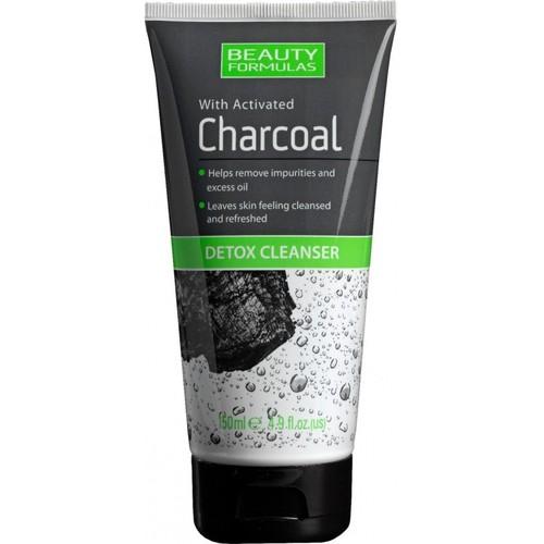 Sữa rửa mặt than hoạt tính tẩy độc tố detox cleanser with activated charcoal beauty formulas 150ml - 12279788 , 20547468 , 15_20547468 , 119000 , Sua-rua-mat-than-hoat-tinh-tay-doc-to-detox-cleanser-with-activated-charcoal-beauty-formulas-150ml-15_20547468 , sendo.vn , Sữa rửa mặt than hoạt tính tẩy độc tố detox cleanser with activated charcoal beau