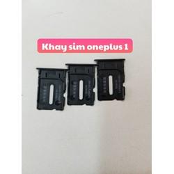 Khay sim oneplus 1 chính hãng
