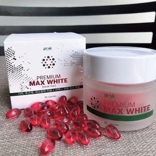 Viên Uống Trắng Da Thơm Cơ Thể Genie Max White Hàn Quốc - GENIEMAX thumbnail