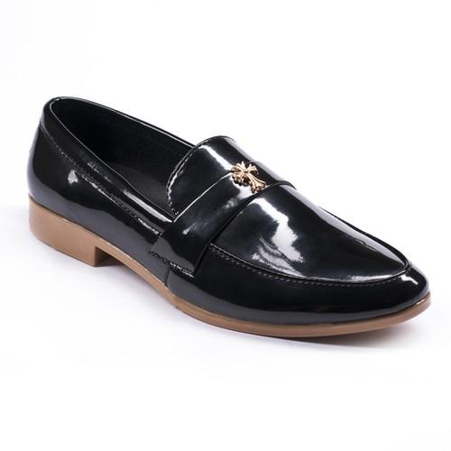Giày lười nam đẹp đế khâu chữ thập da bóng màu đen m95 hl tặng vòng gỗ huyết long - 12665848 , 20527953 , 15_20527953 , 190000 , Giay-luoi-nam-dep-de-khau-chu-thap-da-bong-mau-den-m95-hl-tang-vong-go-huyet-long-15_20527953 , sendo.vn , Giày lười nam đẹp đế khâu chữ thập da bóng màu đen m95 hl tặng vòng gỗ huyết long