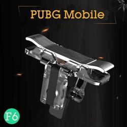 Nút bấm hỗ trợ ngắm bắn chơi PUBG mobile đối xứng F6