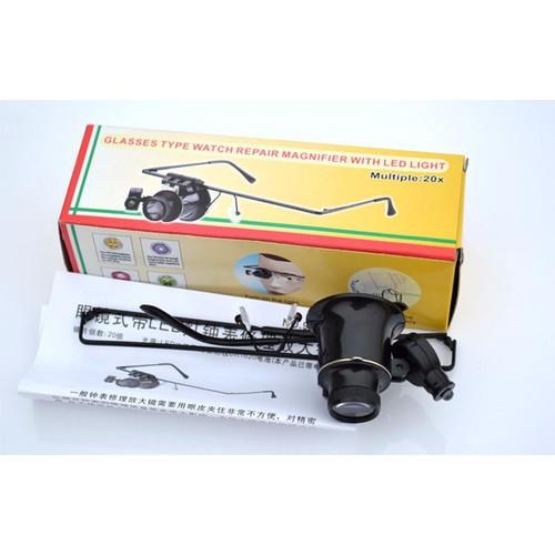 Kính lúp sửa chữa đồng hồ có đèn led 20x - 12666970 , 20529941 , 15_20529941 , 125000 , Kinh-lup-sua-chua-dong-ho-co-den-led-20x-15_20529941 , sendo.vn , Kính lúp sửa chữa đồng hồ có đèn led 20x