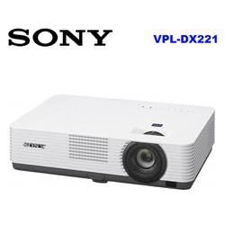 Máy chiếu Sony Cao cấp VPL-DX221 - Nhập và bảo hành chính hãng của Sony Việt Nam