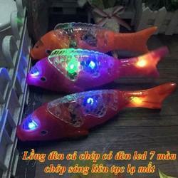 đồ chơi đèn cá chép