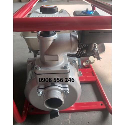 Máy bơm nước yokohama 6,5hp gx200