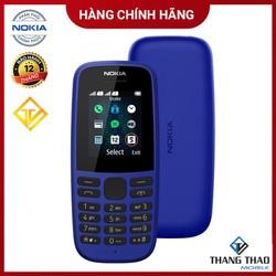 Điện thoại Nokia 105 2019 2 Sim 2 Sóng - Hàng chính hãng