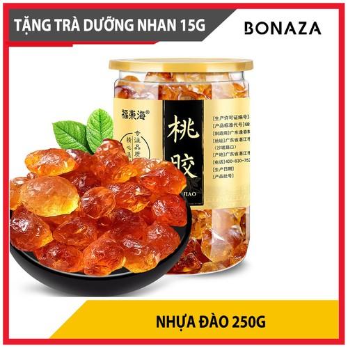 Nhựa đào vân nam chính hãng 250g - trà dưỡng nhan