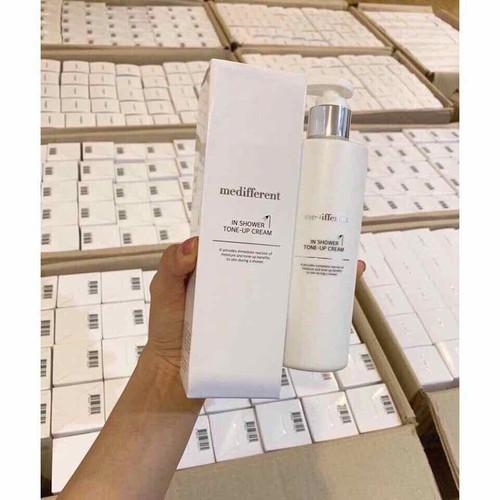 Sữa tắm truyền trắng medifferent in shower tone up cream - 12663685 , 20524950 , 15_20524950 , 450000 , Sua-tam-truyen-trang-medifferent-in-shower-tone-up-cream-15_20524950 , sendo.vn , Sữa tắm truyền trắng medifferent in shower tone up cream
