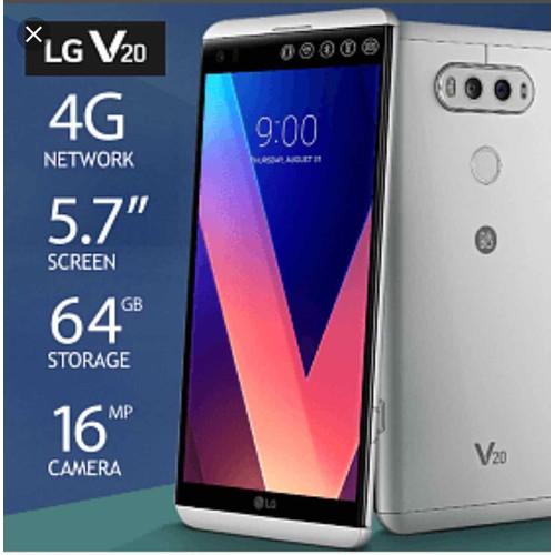 Điện thoại lg v20 64g ram 4gb zin đẹp đầy đủ phụ kiện zin