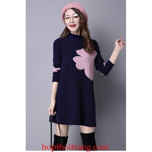 Đầm len đẳng cấp - dt8911