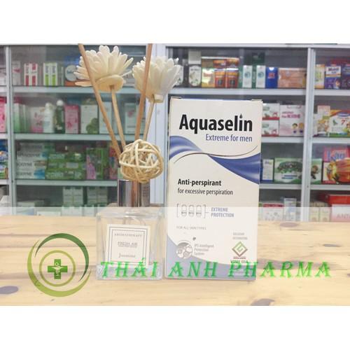 Aquaselin khử mùi cho nam