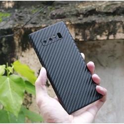 Miếng dán skin điện thoại Carbon đen dành cho Note8 và nhiều dòng máy khác