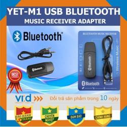 USB Bluetooth Music Receiver YET-M1 - Biến chiếc loa thường thành loa Bluetooth - Bảo hành 3 tháng