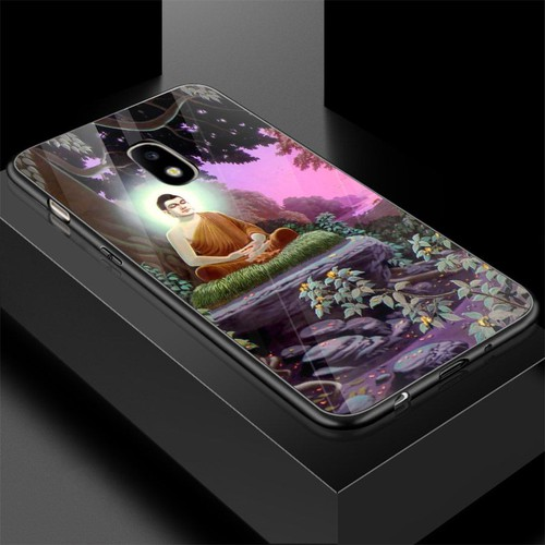 Ốp kính cường lực cho điện thoại samsung galaxy j7 pro - tôn giáo ms tgiao056