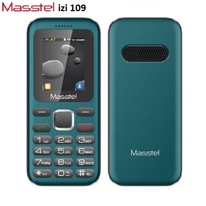 Điện Thoại Masstel IZi 109 - Hàng chính hãng