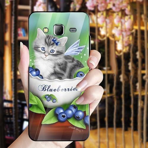 Ốp kính cường lực cho điện thoại Samsung Galaxy J2 Prime - dễ thương muốn xỉu MS CUTE022