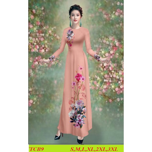 Nguyên bộ áo dài truyền thống lụa tằm ý may sẵn đủ size áo +quần - 12467070 , 20584498 , 15_20584498 , 490000 , Nguyen-bo-ao-dai-truyen-thong-lua-tam-y-may-san-du-size-ao-quan-15_20584498 , sendo.vn , Nguyên bộ áo dài truyền thống lụa tằm ý may sẵn đủ size áo +quần