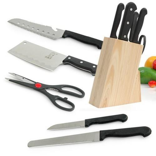 Bộ dao 5 món có hộp để dao - 12280244 , 20563475 , 15_20563475 , 198000 , Bo-dao-5-mon-co-hop-de-dao-15_20563475 , sendo.vn , Bộ dao 5 món có hộp để dao