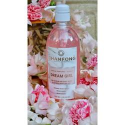 sữa tắm hương nước hoa hồng