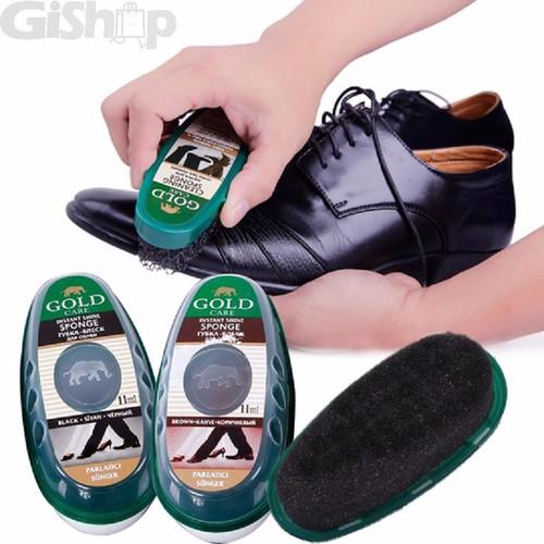 Combo 02 xi mút đánh bóng giày goldcare gc4002