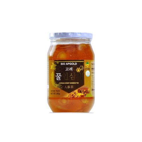 Sâm mật ong bio apgold korean honey ginseng tea