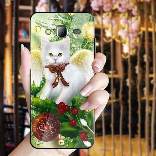 Ốp điện thoại kính cường lực cho máy Samsung Galaxy J2 Prime - dễ thương muốn xỉu MS CUTE007