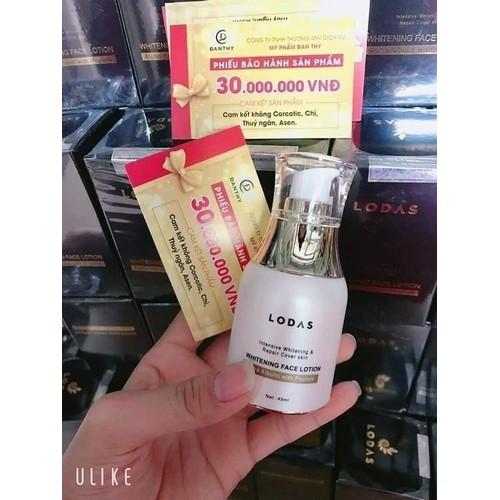 Tinh chất ngậm trắng lodas face lotion-kem dưỡng trắng da - 17033289 , 20566774 , 15_20566774 , 350000 , Tinh-chat-ngam-trang-lodas-face-lotion-kem-duong-trang-da-15_20566774 , sendo.vn , Tinh chất ngậm trắng lodas face lotion-kem dưỡng trắng da