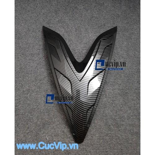 Chĩ Mũi Dưới Carbon Cho Xe Yamaha NVX MS1606 - 11366223 , 20559146 , 15_20559146 , 119000 , Chi-Mui-Duoi-Carbon-Cho-Xe-Yamaha-NVX-MS1606-15_20559146 , sendo.vn , Chĩ Mũi Dưới Carbon Cho Xe Yamaha NVX MS1606