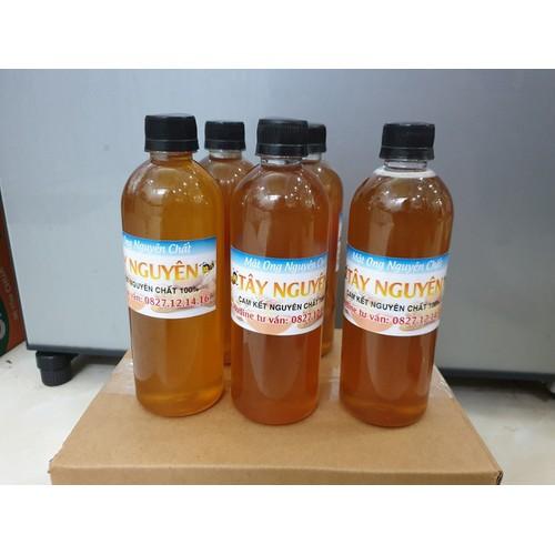 Mật ong -  mật ong nguyên chất - 3 lít