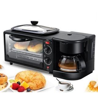 Lò nướng kiêm máy pha cà phê KZC-9L-K - lò nướng thường - LNKMPCF001-Z thumbnail