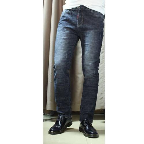 Quần jeans nam xám