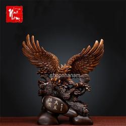 Chim đại bàng vật phẩm phong thủy trang trí
