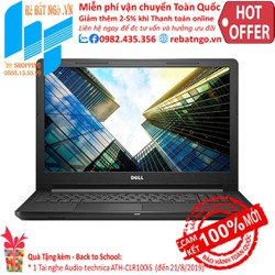 Laptop Dell Vostro 3578-NGMPF22 15 inch HD_i5-8250U_4GB_1TB HDD_UHD 620_Ubuntu_2.2 kg - 19050384