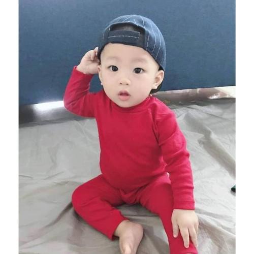 Combo 5 bộ bodyzip cao cổ 3cm cho bé trai + bé gái - 12699446 , 20574875 , 15_20574875 , 259000 , Combo-5-bo-bodyzip-cao-co-3cm-cho-be-trai-be-gai-15_20574875 , sendo.vn , Combo 5 bộ bodyzip cao cổ 3cm cho bé trai + bé gái