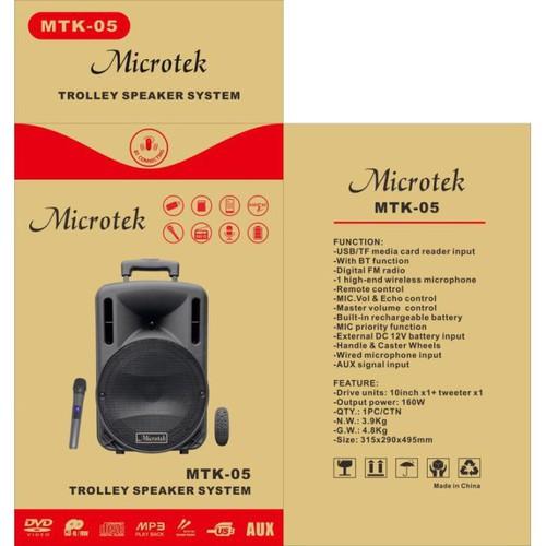 Loa kéo microtek mtk-05 chính hãng 160w - 12466778 , 20573712 , 15_20573712 , 1950000 , Loa-keo-microtek-mtk-05-chinh-hang-160w-15_20573712 , sendo.vn , Loa kéo microtek mtk-05 chính hãng 160w