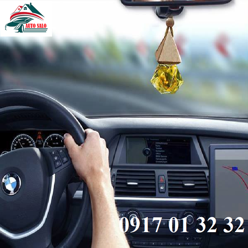 Tinh dầu treo xe ô tô