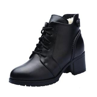 Giày Bốt Cao Gót - GB0006 thumbnail