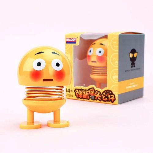 Emoji lò xo nhún đồ chơi xả stress - pk276e