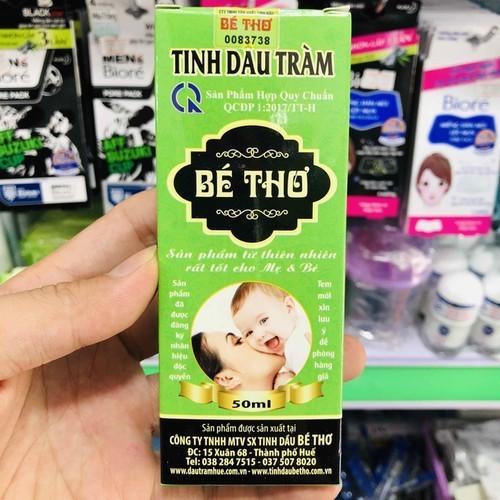 Combo 4 + quà tặng] lọ tinh dầu tràm bé thơ 50ml 1 lọ dùng để tắm bé-phòng cảm cúm-chón muỗi đốt tặng 1 bộ dụng cụ ngoáy tai có đèn 7 chi tiết - 12702013 , 20578424 , 15_20578424 , 179000 , Combo-4-qua-tang-lo-tinh-dau-tram-be-tho-50ml-1-lo-dung-de-tam-be-phong-cam-cum-chon-muoi-dot-tang-1-bo-dung-cu-ngoay-tai-co-den-7-chi-tiet-15_20578424 , sendo.vn , Combo 4 + quà tặng] lọ tinh dầu tràm bé