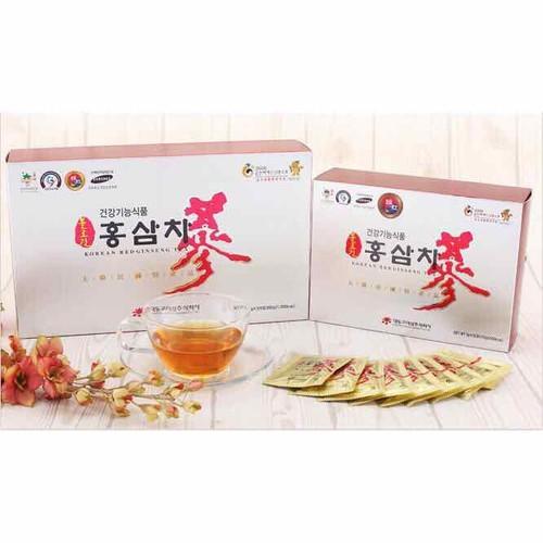 Trà hồng sâm daedong korea cao cấp 100 gói - 12280512 , 20575669 , 15_20575669 , 450000 , Tra-hong-sam-daedong-korea-cao-cap-100-goi-15_20575669 , sendo.vn , Trà hồng sâm daedong korea cao cấp 100 gói