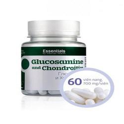 Thực phẩm hỗ trợ khớp Glucosamin và Chondroitin Lymphosan Siberian Wellness từ Nga