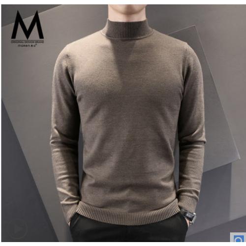 Áo len cổ lọ nam thời trang thương hiệu moren