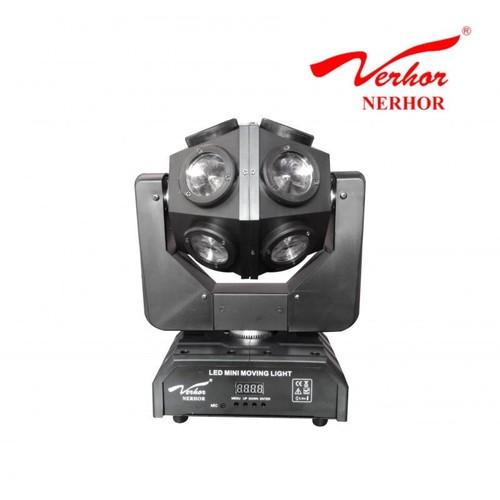 Đèn Moving đảo xoay 12 mắt LED NE 112 - Hàng chính hãng