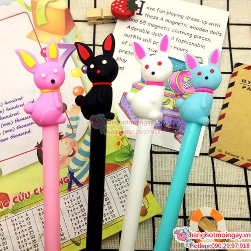 Bút thỏ con ngộ nghĩnh - 12136812 , 20556906 , 15_20556906 , 11000 , But-tho-con-ngo-nghinh-15_20556906 , sendo.vn , Bút thỏ con ngộ nghĩnh