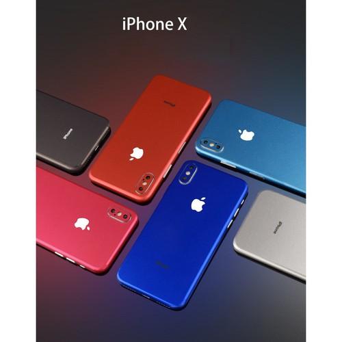 Skin iphone 6, 6 plus , iphone x vân xước đủ loại