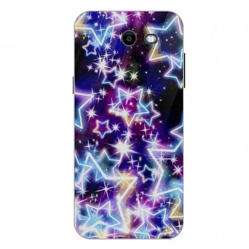 Ốp kính cường lực cho điện thoại samsung galaxy j3 prime - lung linh sắc màu ms llsm028