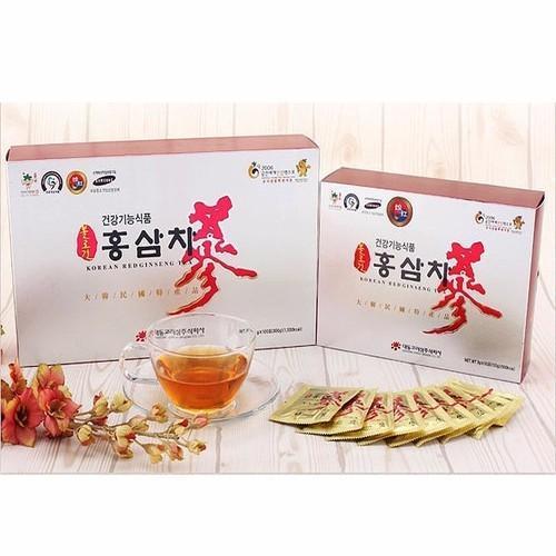 Trà hồng sâm daedong korea 50 gói