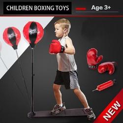Bộ Đồ Chơi Tập Boxing Cho Bé,Đồ chơi thể thao trẻ em đấm bốc