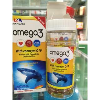 dầu cá omega3 100 viên - DC52 thumbnail